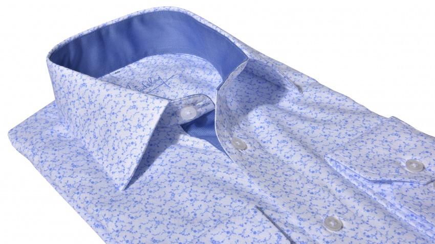 LUXURY LINE Výrazná Slim Fit košeľa