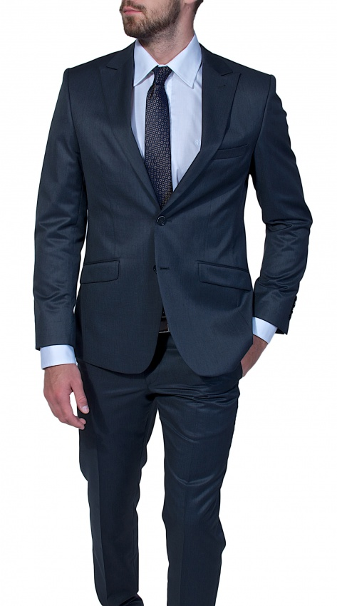 Pronto Uomo Gray Modern Fit Suit is rated out of 5 by 8. Rated 5 out of 5 by vacc from Great fit Nice year round material, classy look. Can be worn for any occassion. Date published: Rated 5 out of 5 by Super dad from Great suit I purchased this suit for my daughters wedding and I /5(8).