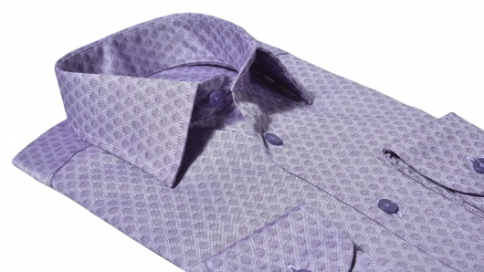 LIMITED EDITION purple Extra Slim Fit shirt