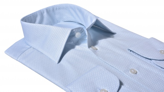 LIMITED EDITION zelenkavá spoločenská Classic Fit košeľa