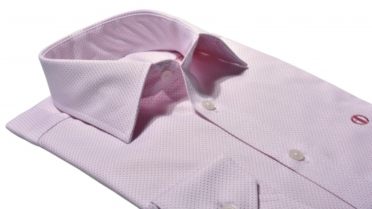 Pink Extra Slim Fit shirt