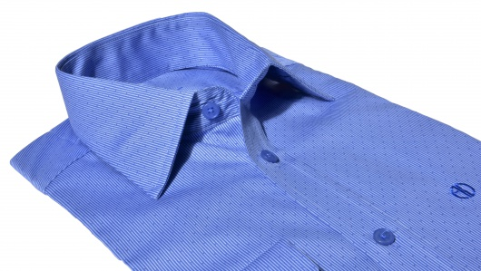 Blue business Extra Slim Fit shirt