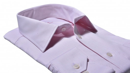 Pink Classic Fit shirt