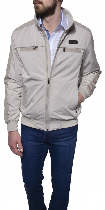 Khaki sports jacket