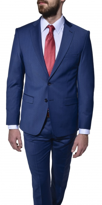 Blue Ultra Slim Fit suit
