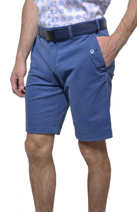 Blue summer shorts