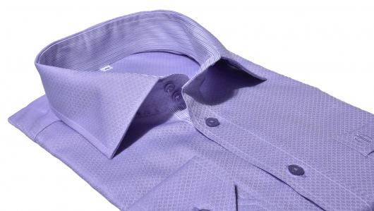 Fialova Classic Fit business košeľa