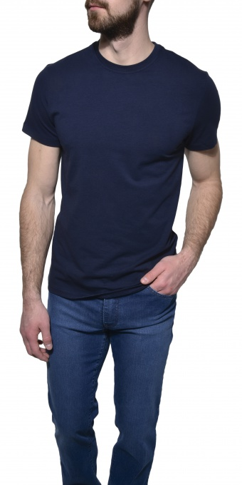 Dark blue t-shirt