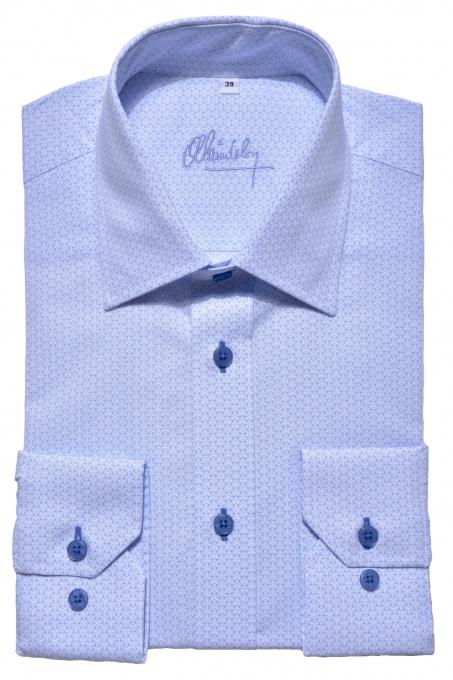 Luxury line Blue Extra Slim Fit shirt