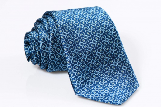 HAND MADE SILK TIE