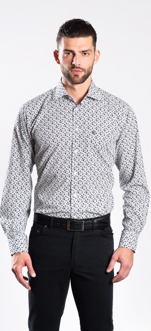 Casual Classic Fit shirt