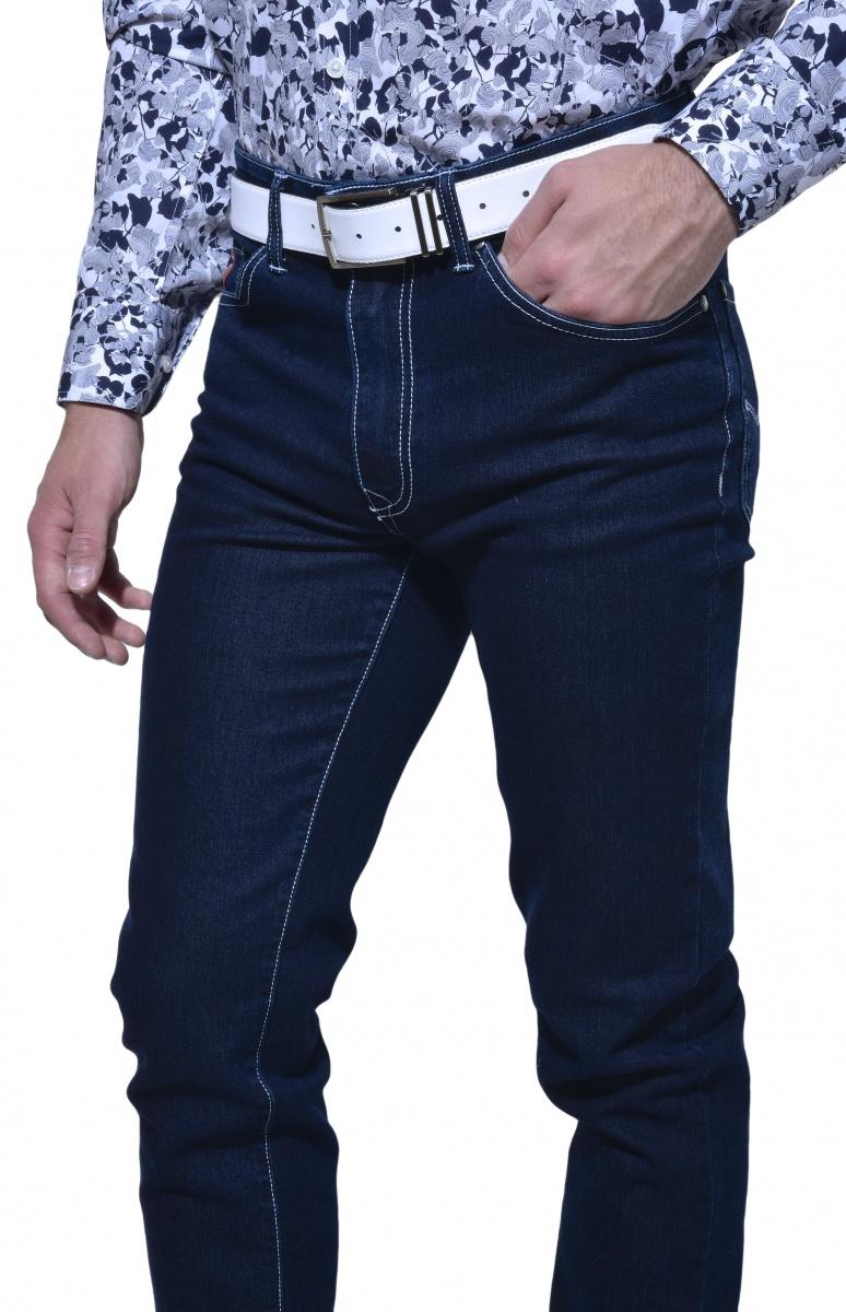 Tmavomodré Ultra Slim jeansy