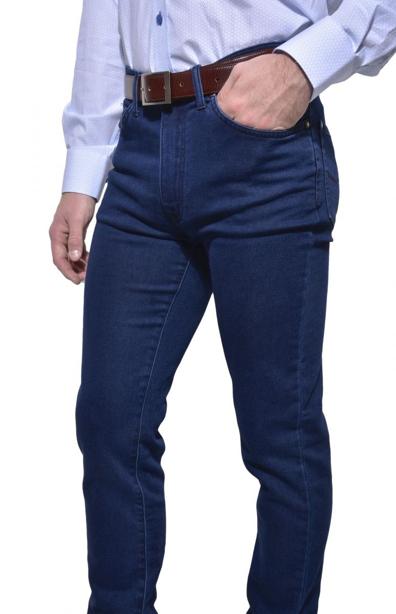 Dark blue Ultra Slim Fit jeans